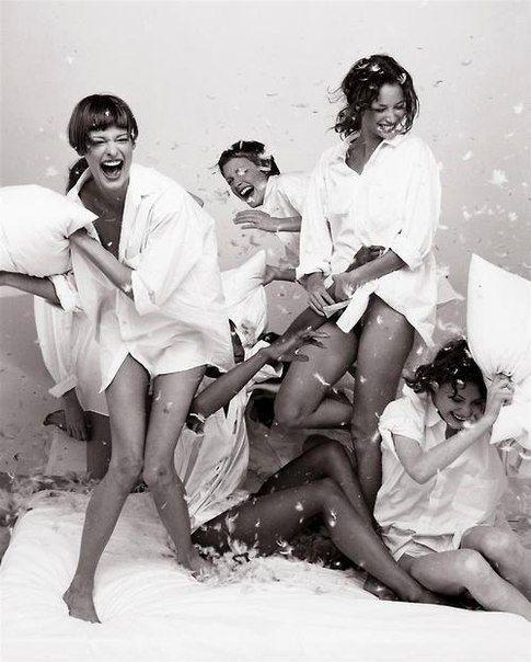 Piżama party na wieczór panieński