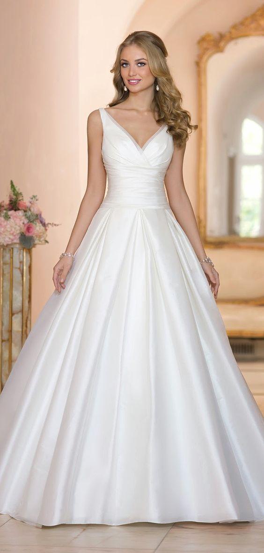 Jak Wybrać Najlepszą Tkaninę Na Suknię ślubną ślubeopl