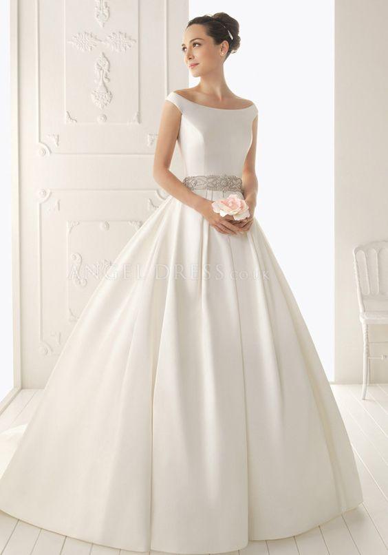 20 Sukni ślubnych Z Satyny Wyjątkowa Galeria ślubeopl