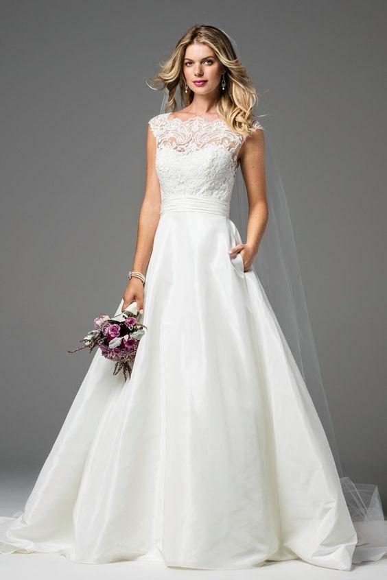 20 Najpiękniejszych Sukien ślubnych Z Tafty ślubeopl