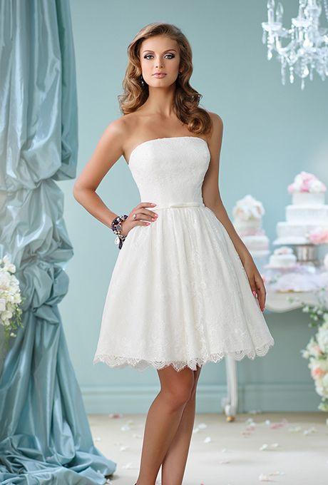 jak wybrać idealną krótką suknię ślubną