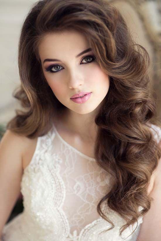 Fryzura i makijaż dla Panny Młodej