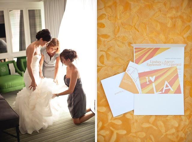 motyw przewodni na wesele cytrusowe inspiracje