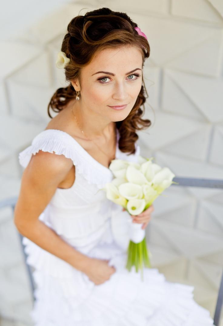 delikatna biżuteria ślubna ze złota i pereł