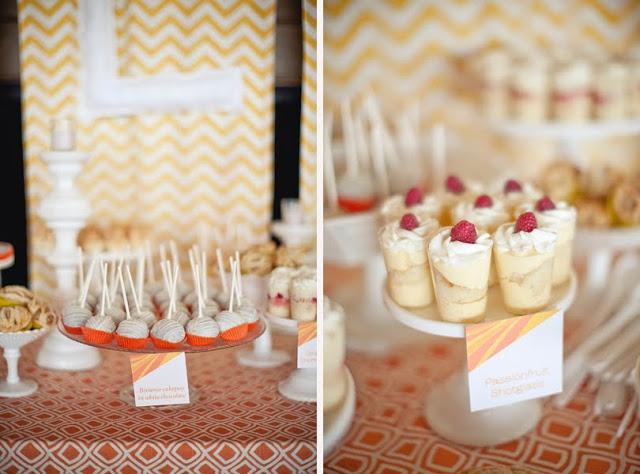 weselny dessert bar