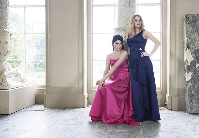 długie suknie dla mamy panny młodej Alexia Designs
