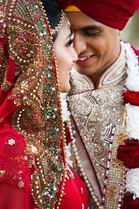 indyjska para młoda