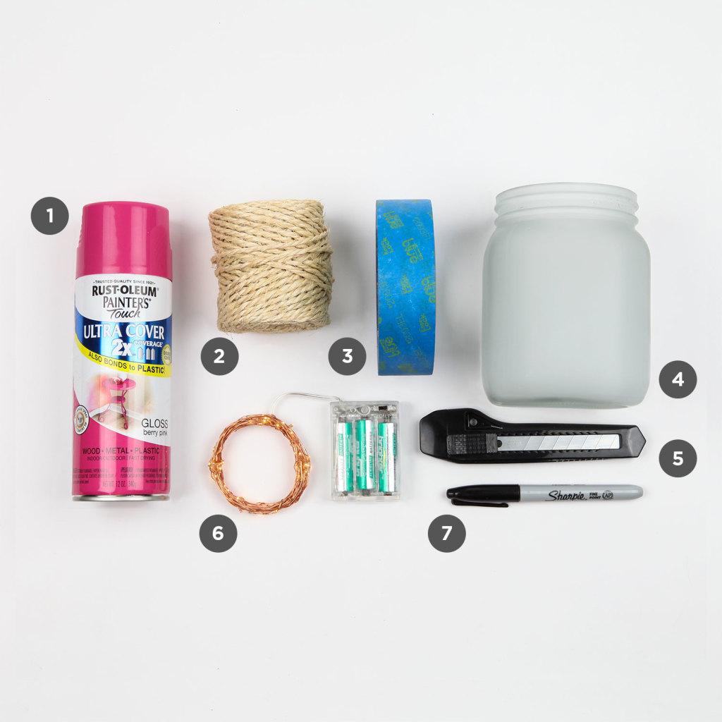 akcesoria do świecznika DIY