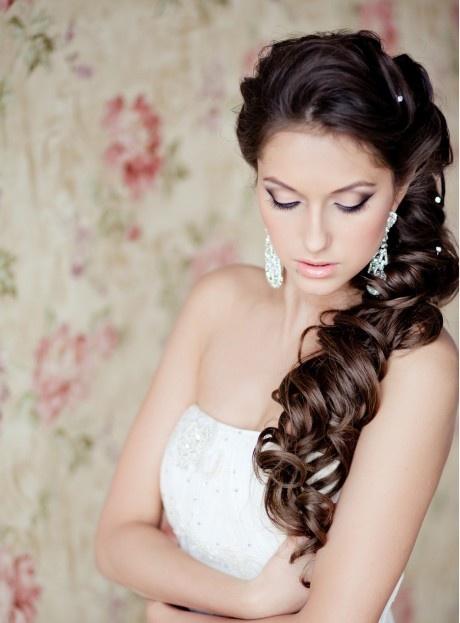 makijaż panny młodej stylizacja ślubna
