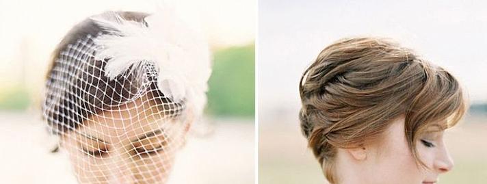 Najpiękniejsze Fryzury ślubne Z Krótkich Włosów Pełna