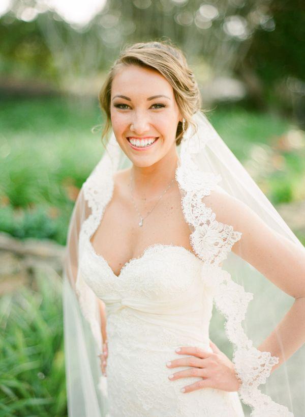 panna młoda w welonie ślubnym