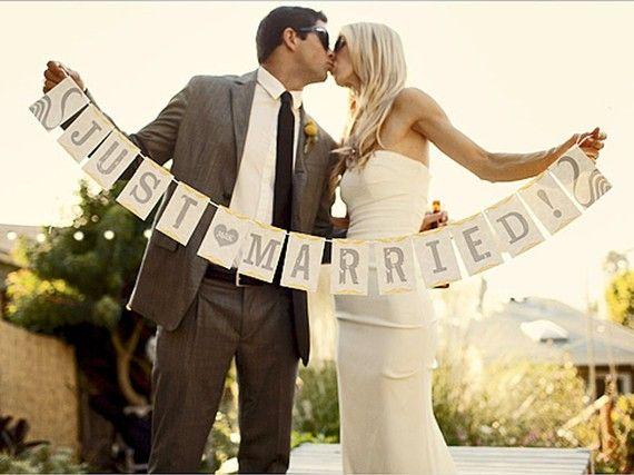 para młoda świeżo poślubieni