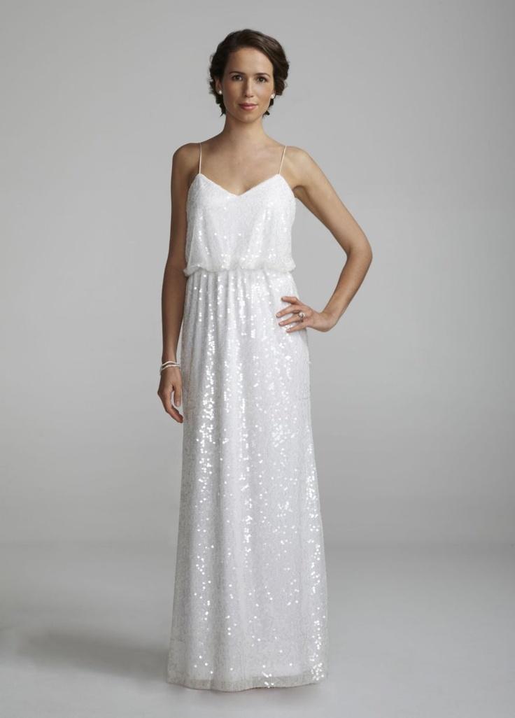 suknia ślubna w prostym fasonie