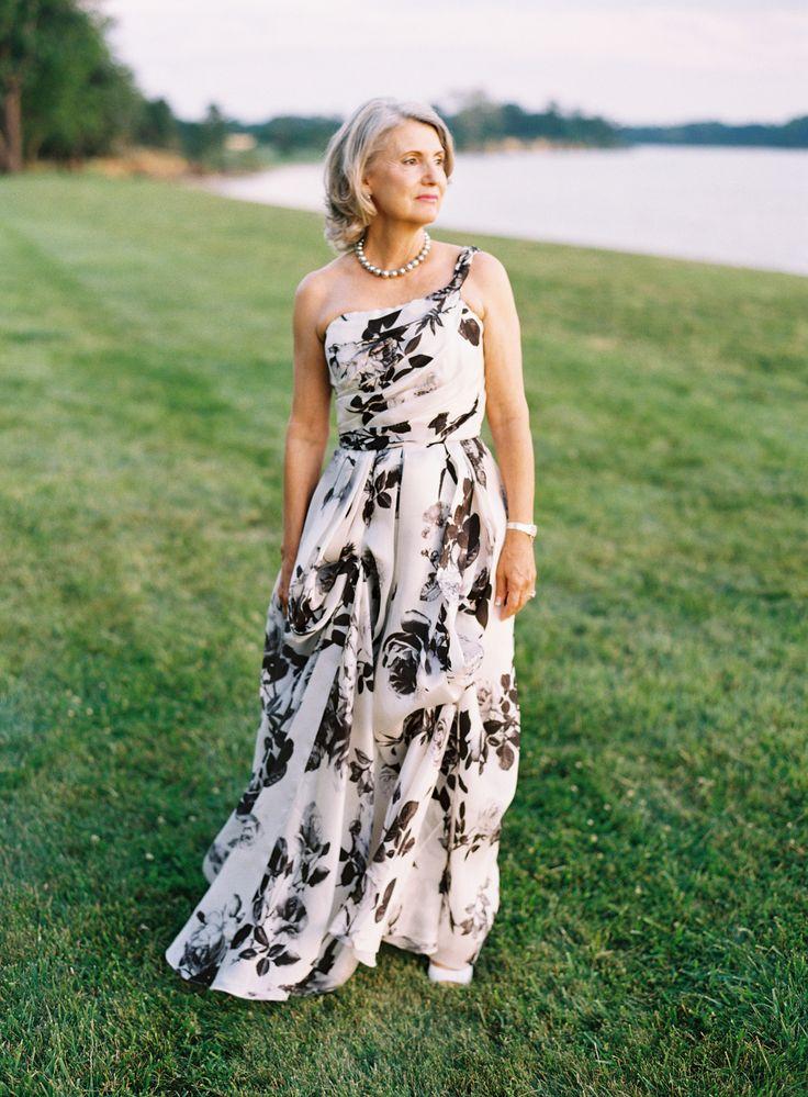 suknia mamy panny młodej