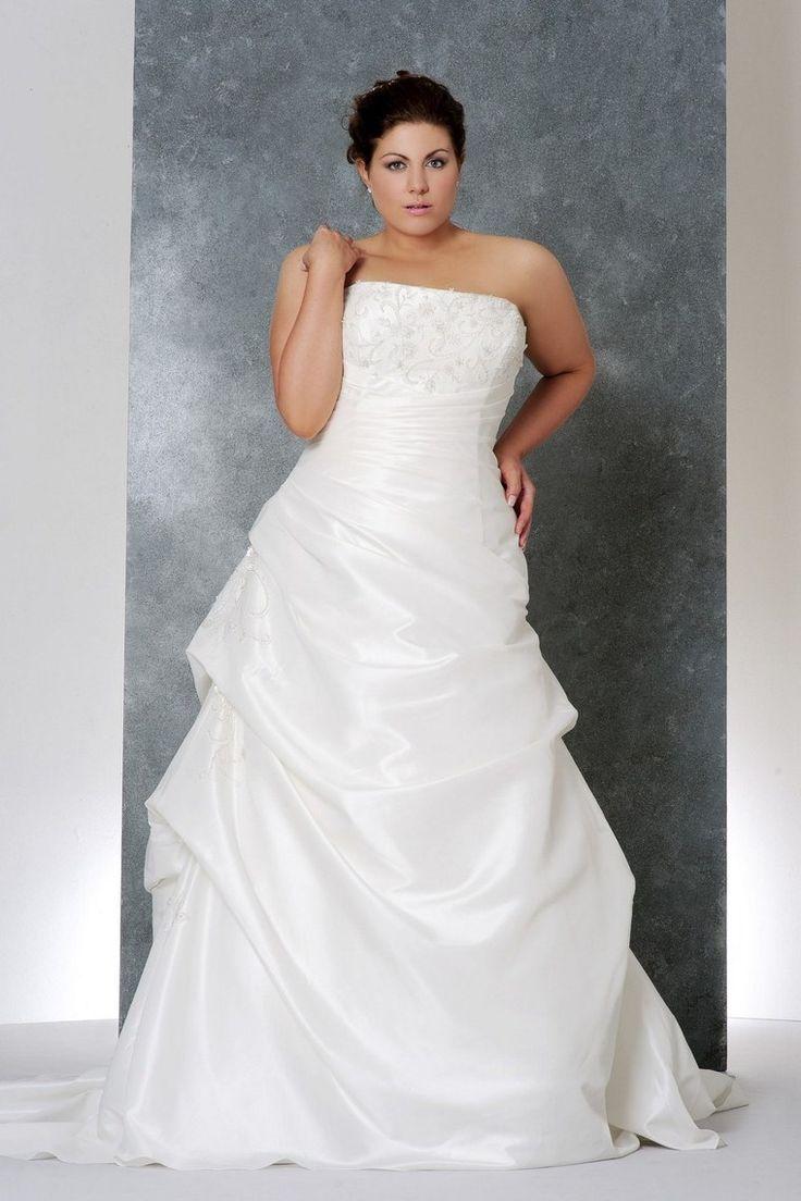 suknia ślubna XL w stylu księżniczki