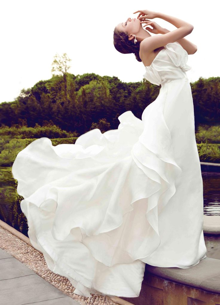 suknia ślubna pożyczona