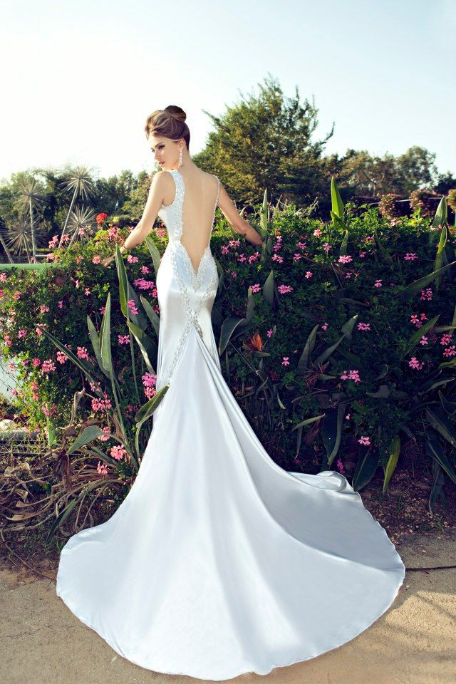 suknia ślubna fason syrena