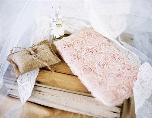 różowa torebka na ślub