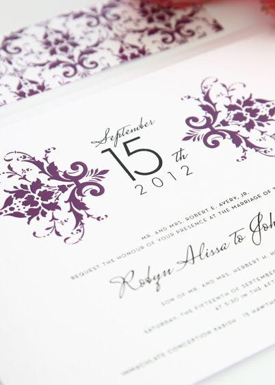 wzory i dekoracje na zaproszeniu ślubnym