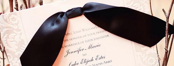 Zaproszenia ślubne Z Aukcji Internetowej Na Co Zwrócić Uwagę Przy