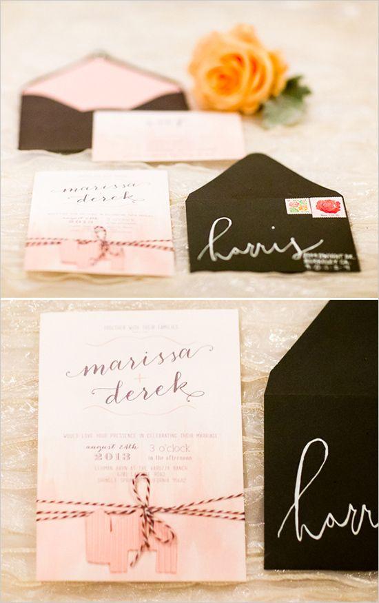 zaproszenia i zawiadomienia ślubne