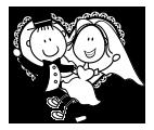 Wedding Planner szczęśliwa młoda para