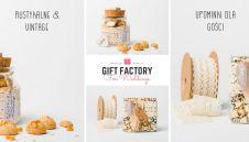 Gift Factory For Weddings | Podziękowania dla gości weselnych, podziękowania dla rodziców, podziękowania dla świadków  -  Warszawa  -  mazowieckie