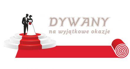 biały dywan, czerwony dywan, inne - Wielichowo - wielkopolskie