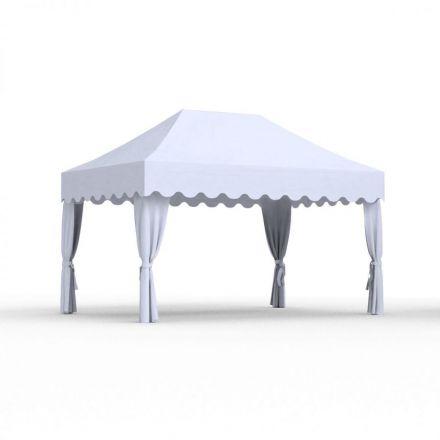 Biały namiot Weselny Ślubny Altana Ogrodowa 3x4,5m - Wodzisław Śląski - śląskie