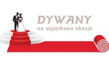 Biały dywan, czerwony dywan  -  Wielichowo  -  wielkopolskie
